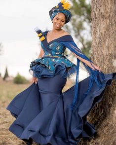Cute South African Traditional Wedding 2019 South African Traditional Wedding 2019 - This Cute South African Traditional Wedding 2019 images was upload on March, 8 2020 by admin. Here latest Sou. Wedding Dresses South Africa, African Print Wedding Dress, African Bridesmaid Dresses, African Wedding Attire, African Attire, African Dress, African Print Fashion, African Fashion Dresses, African Prints