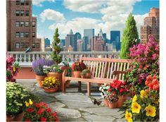 «Сад на крыше» Алана Гиана