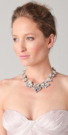 Erickson Beamon Wedding Necklace from The Shopbop Wedding Boutique