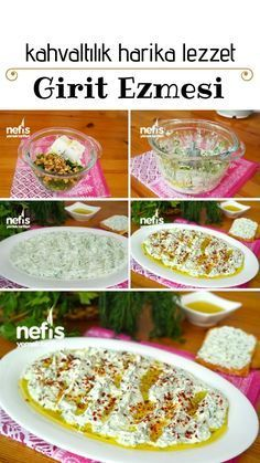 Crete Paste for Breakfast (Great Flavor) (with video) – Yummy Recipes – Herzhaft Yummy Recipes, Healthy Recipes, Turkish Recipes, Ethnic Recipes, Turkish Breakfast, Good Food, Yummy Food, Iftar, Food To Make