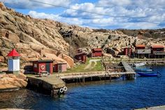 Skalhamn, Lysekil. 11 natural wonders in Sweden that are totally worth the long drive - Business Insider Nordic