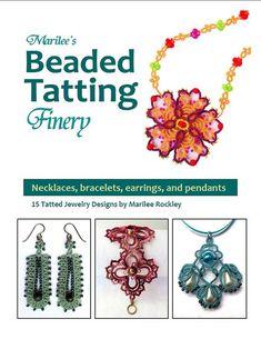 "PDF Tatting eBook ""Marilee's Beaded Tatting Finery"" Instant Download"