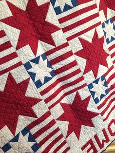 Piece and Comfort Challenge Quilt, Primitive Gatherings Quilt Shop