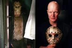 Halloween Special: Actors Behind the Masks