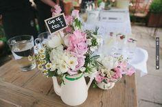 English Tea Party Wedding - cute decor!   CHECK OUT MORE IDEAS AT WEDDINGPINS.NET   #weddings #weddinginspiration #inspirational