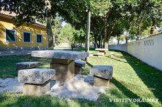 Evora Public Park, Jardim Público de Évora