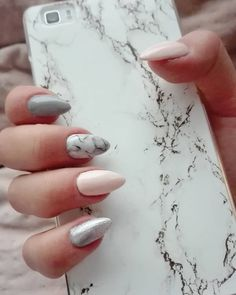 @ahojhome - Ada Nawrocka ❤ | Marmurkowe  #mynails#newnails#marmur#marmurki#loveit❤️