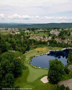 Crystal Springs Golf Club, Hardyston, NJ