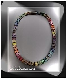 Solidbeads - The beady side of life: Anleitungen - Free Pattern. Completed