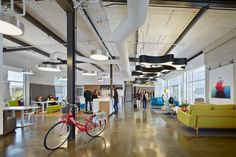 OneWorkPlace Photo©BruceDamonte 16 700x466 Inside The New One Workplace Headquarters