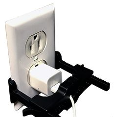 Secure Connect Home Electrical Safety Product - Black - Single Pack  Secure-Connect is the first product with the ability to secure a plug into a wall receptacle safely, securely and affordably. Secure-Connect will secure any wire to an outlet for safety purposes as well as convenience to make sure any cord is held securely into a circuit. There are many uses https://homeandgarden.boutiquecloset.com/product/secure-connect-home-electrical-safety-product-black-single-pack/