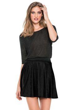Suèdine Rokje Black, Dresses, Fashion, Vestidos, Moda, Black People, Fashion Styles, Dress, Fashion Illustrations