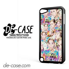 Miley Cyrus College Photo DEAL-7237 Apple Phonecase Cover For Ipod Touch 5
