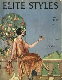 Elite Styles, May 1925