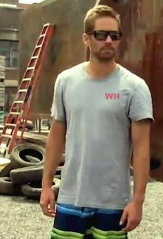 Paul Walker - Brick Mansions set