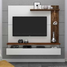 tv wall decor ideas for an efficient and effective tv wall installation process! Wall Tv Unit Design, Tv Unit Decor, Modern Furniture Living Room, Living Room Tv Unit, Furniture Design Modern, Tv Room Design, Tv Stand Designs, Tv Wall Installation