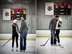 mkPhoto » Blog Archive » Ashley & Riley on Ice ~ Delaware Wedding Photographer