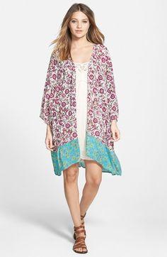 Billabong 'Dazed Dreamer' Kimono (Juniors) available at #Nordstrom