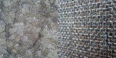 stone herringbone