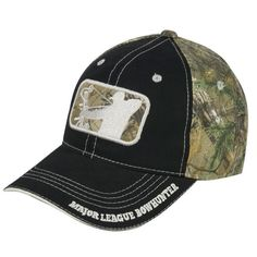 Adjustable Black Xtra Camo Hat for ONLY  15.00! http   majorleaguebowhunter. 84f715a63813