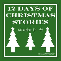 Bonus Day: 12 Days of Christmas Stories {Trouble at the Inn & Nativity Ornament}