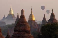 Bagan, Birmanie ©Pavelp