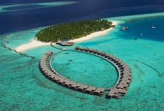The Maldives: Vilu Reef Beach and Spa Resort
