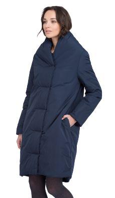 Синее пальто...