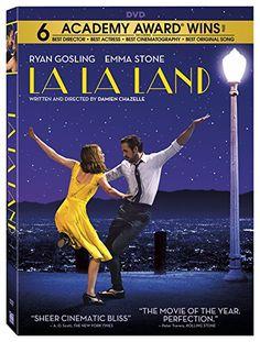 La ciudad de las estrellas [Videograbación] = La la Land / Escrita y dirigida por Damien Chazella