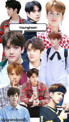 Wallpaper / Lockscreen The Boyz Younghoon