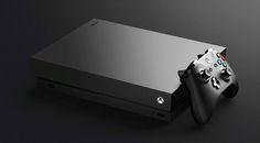 Microsoft lanseaza consola Xbox One X. Pret si specificatii tehnice