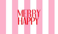 holiday desktop backgrounds {merry happy} click for more options! | Popcosmo.com