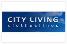 City Living Clotheslines | Our Clothesline Brands | Lifestyle Clotheslines | http://www.lifestyleclotheslines.com.au/brands/City-Living.html