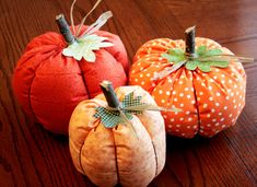 Check out these 15 Sewing Pumpkin Patterns + 7 New Ideas- Free Halloween Projects to Make This Season for some great project ideas. There is no better way to celebrate the fall season than with these adorable pumpkin patterns.