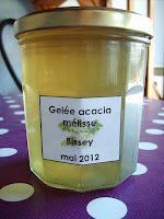 Gelée acacia / mélisse