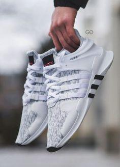 meet 7173b f7059 Adidas EQT Support ADV - Clear Onix White Black - 2017 (by sgo8