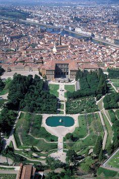 Giardino di Boboli, Firenze