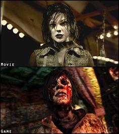Dark Alessa - Silent Hill Revelation