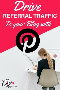 Drive Referral Traffic to your blog with Pinterest. via @annazubarev