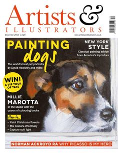 The UK's leading Art Magazine - Artists & Illustrators - Original art for sale direct from the artist Norman Ackroyd, David Hockney, Original Art For Sale, Magazine Art, Magazine Covers, Famous Artists, Fine Art Gallery, Painting Techniques, Pet Portraits