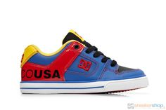 DC Pure (Red/Yellow/Blue) | 301069B-RYB