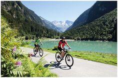 Biken- Traumurlaub im Zillertal - Tirol: Wandern, Biken, Skifahren, Snowboarden in Mayrhofen-Hippach