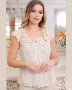 Dress Neck Designs, Blouse Designs, Denim Fashion, Fashion Outfits, Womens Fashion, Cute Dresses For Party, Modelos Fashion, Blouse Styles, Frocks
