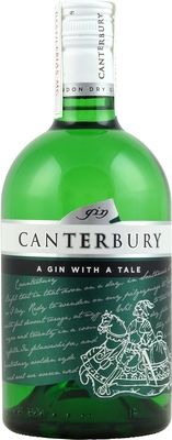 The Canterbury Gin from Spain PD