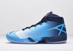 cheap for discount 650da 1cebd Tar Heel Colorways Of The Air Jordan XXX and Air Jordan 2 Low For March  Madness