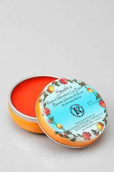 Smiths Rose & Mandarin Lip Balm Tin - Urban Outfitters