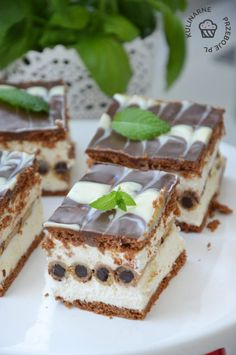 Nutella, Cheesecakes, Tiramisu, Muffins, Food And Drink, Cupcakes, Cookies, Baking, Ethnic Recipes