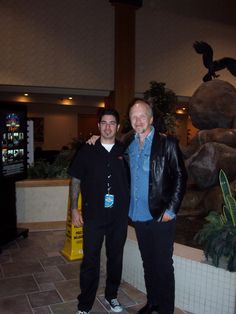 Dave Alvin w/ Rock n Roll Land's Phil D