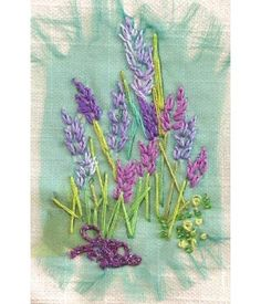 Cross Stitch Kits, Cross Stitch Charts, Embroidery & Tapestry Kits - Very Crafty Abstract Embroidery, Embroidery Flowers Pattern, Hand Embroidery Designs, Embroidered Flowers, Embroidery Applique, Cross Stitch Embroidery, Creative Embroidery, Floral Embroidery, Tapestry Kits