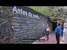 Candy Chang Antes de morir quiero... TED 2012 Español Subtitulado